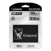 Kingston KC600 SSD 512GB